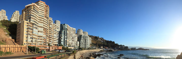 Host Family and Hotel Accommodation in Viña del Mar - © Luis Sandoval Mandujano