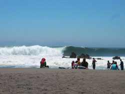 Surf and Spanish in Pichilemu