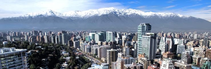 Santiago de Chile Photos - © Pablo Rogat