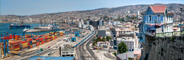 Valparaiso Spanish Language School, Language Courses and Language Travel - © Pierre-Yves Babelon