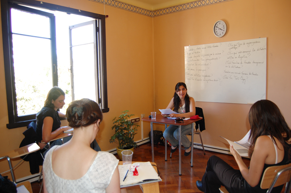 Language School in Viña del Mar
