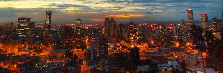 Activities, Tours, Trips and Excursions in Bogotá - © Gunther Beck