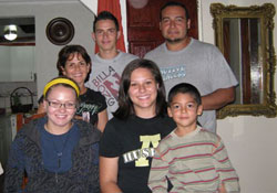 Spanish school homestay in Heredia
