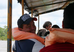 Study Spanish and take boat rides in the Amazon