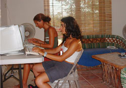 Spanish School Facilities in Playa del Carmen