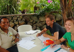 Spanish language courses in Boquete