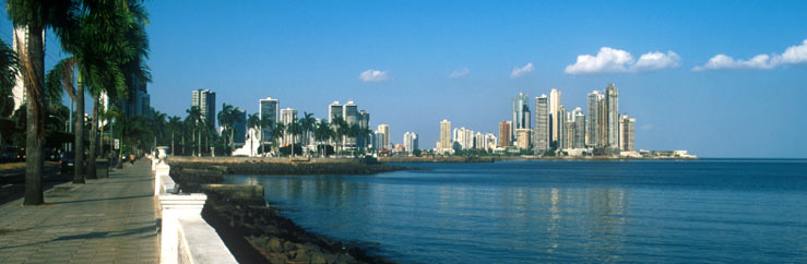 Host Family and Hotel Accommodation in Panama City - © Steven Allan