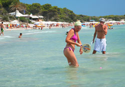 Study Spanish on the beaches on Ibiza