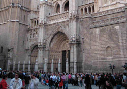 Study Spanish in and learn history in Toledo