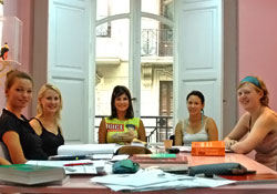 Learn Spanish in Valencia with small groups